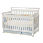 Royal-Pedic Organic Cotton Crib Mattress