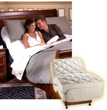 Royal-Pedic Adjustable Bed