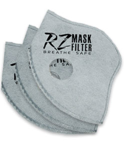 RZ Mask Replacement Filter - Youth