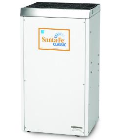 Santa Fe Classic Basement Dehumidifier