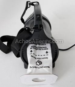 Soniclean Handheld HEPA Filter Bags SHF-0800