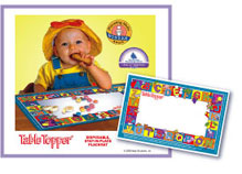 Table Toppers Disposable Place Mats