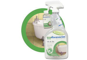 EcoDiscoveries Natural Tub & Tile Cleaner