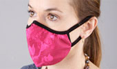 Allergy Masks Don't Have to be Drab
