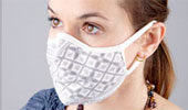 Organic Cotton Vogmask