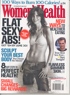 June 2007 issue of Women's Health magazine