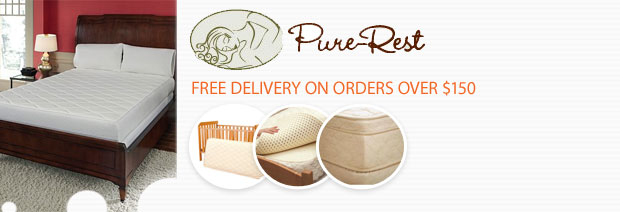 Pure-Rest Natural Bedding