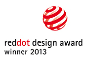 The Oskar Big Won a Red Dot Design Award