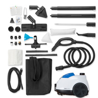 Reliable Brio 500 Steam Cleaner - The Most Included Accessories