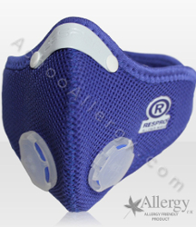 Respro Allergy Mask - Royal Blue