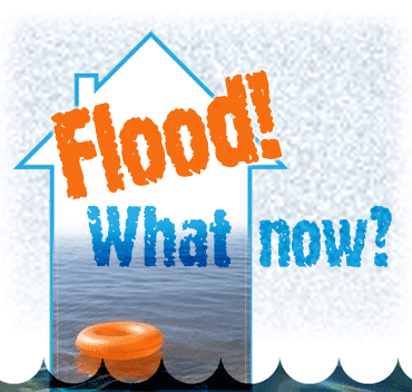 Restoring Water Damage - Flood Cleanup