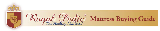 Royal-Pedic Mattress Buying Guide