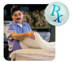 Royal-Pedic Mattress Cotton Padding