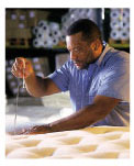 Royal-Pedic Natural Cotton Tufting