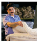 Royal-Pedic Natural Cotton Padding