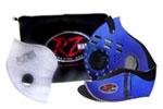 Blue Z Mask