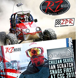 RZ Masks in UTV Off Road Magazine
