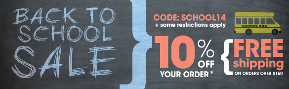 Take 10% Off Your Order