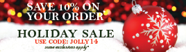 AchooAllergy.com Holiday Sale! Take 10% Off Your Favorite Allergy Relief Products!
