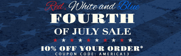 Take 10% Off w/ AchooAllergy.com's 4th of July Sale!