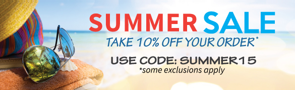 Take 10% Off Your Order!