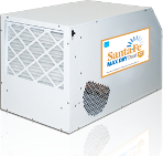 Largest Whole Home Dehumidifier - Santa Fe Max Dry XT