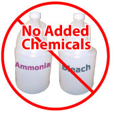Steam Cleaner Upkeep - No Chemicals