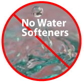 Steam Cleaning Tip - Do Not Use Softened Water