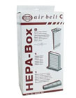 SEBO C HEPA Service Box