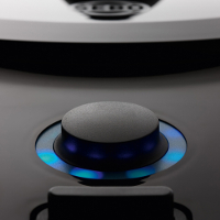 SEBO D4 Premium Canister LED Power Controls