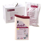 SEBO Duo Carpet Cleaner and duo-P Cleaning Powder