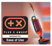 SEBO Felix Premium Upright Vacuum Awards