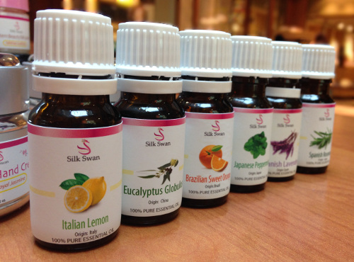 Silk Swan Essential Oils