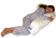 Snoozer Jr. Body Pillow