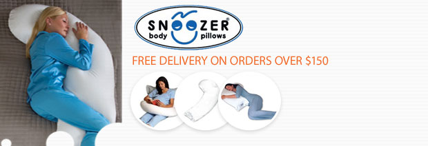 Snoozer Body Pillows