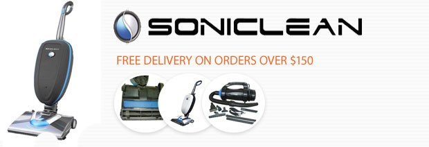 Soniclean Vacuum Cleaners