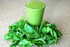Spinach - Often a Staple of Detox Cleanses