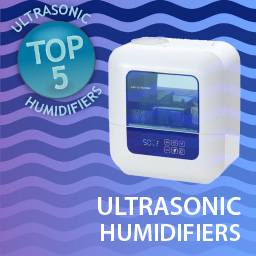 Top Five Ultrasonic Humidifiers Online