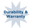 Vacuum Cleaners Durability & Warranty