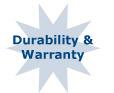 Vacuum Cleaners Durability & Warranty