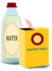 Steam Cleaners - Descale with Water and Baking Soda