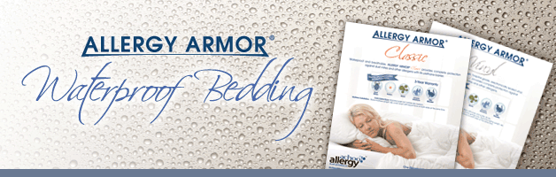 Allergy Armor Waterproof Bedding