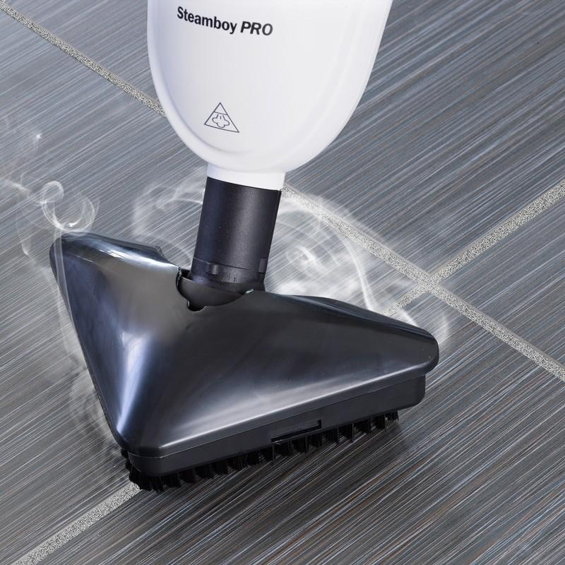 Scrubbing Floors: Reliable Steamboy PRO 300CU Steam Mop