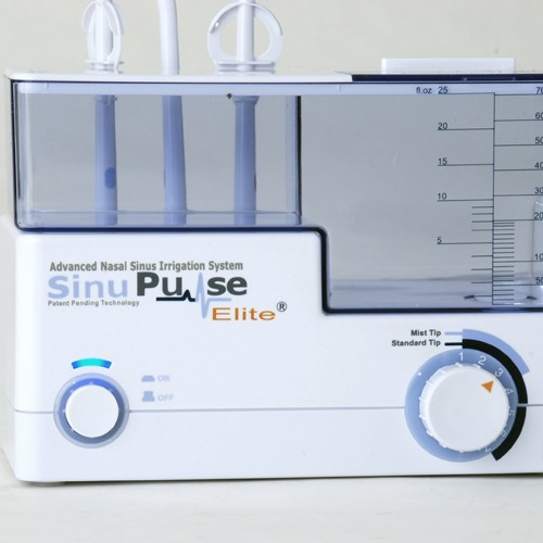Sinupulse Elite Nasal Irrigation System Sinus Irrigator