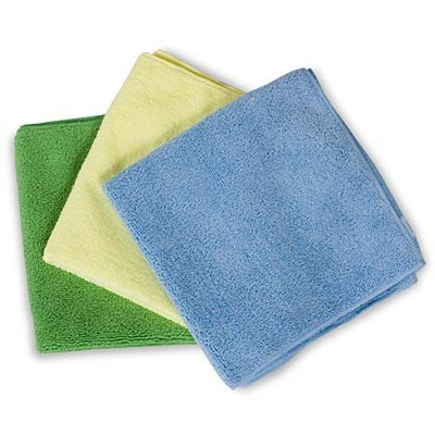 Ultra Microfiber Miracle Towels 3-Pack
