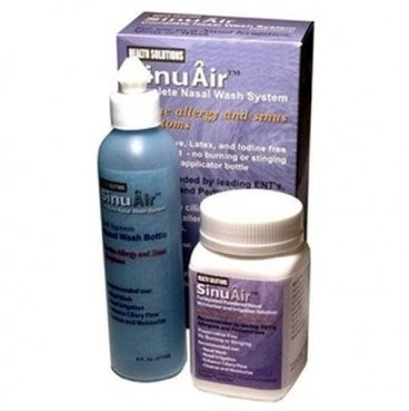 SinuAir Nasal Wash System Kit