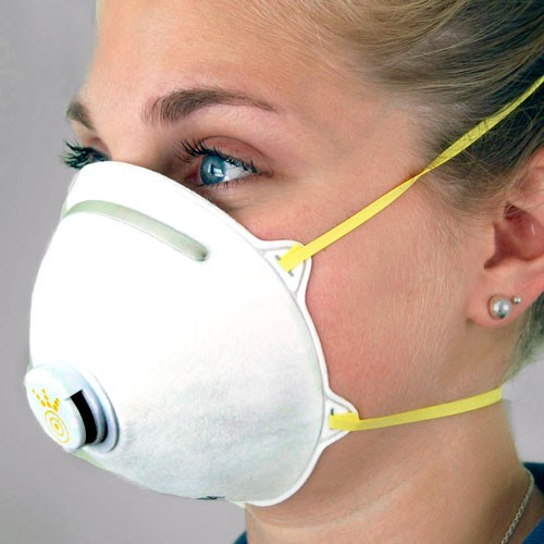 AllergyZone N95 Filter Mask