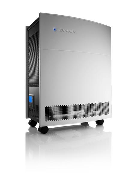 Blueair 550E Smokestop Air Purifier