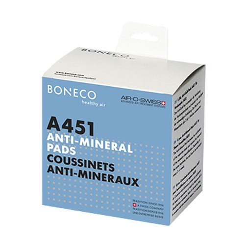 Boneco/Air-O-Swiss A451 Anti-Mineral Pads