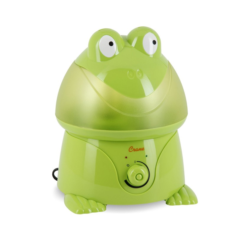 Crane Cool Mist Humidifier - Freddy the Frog
